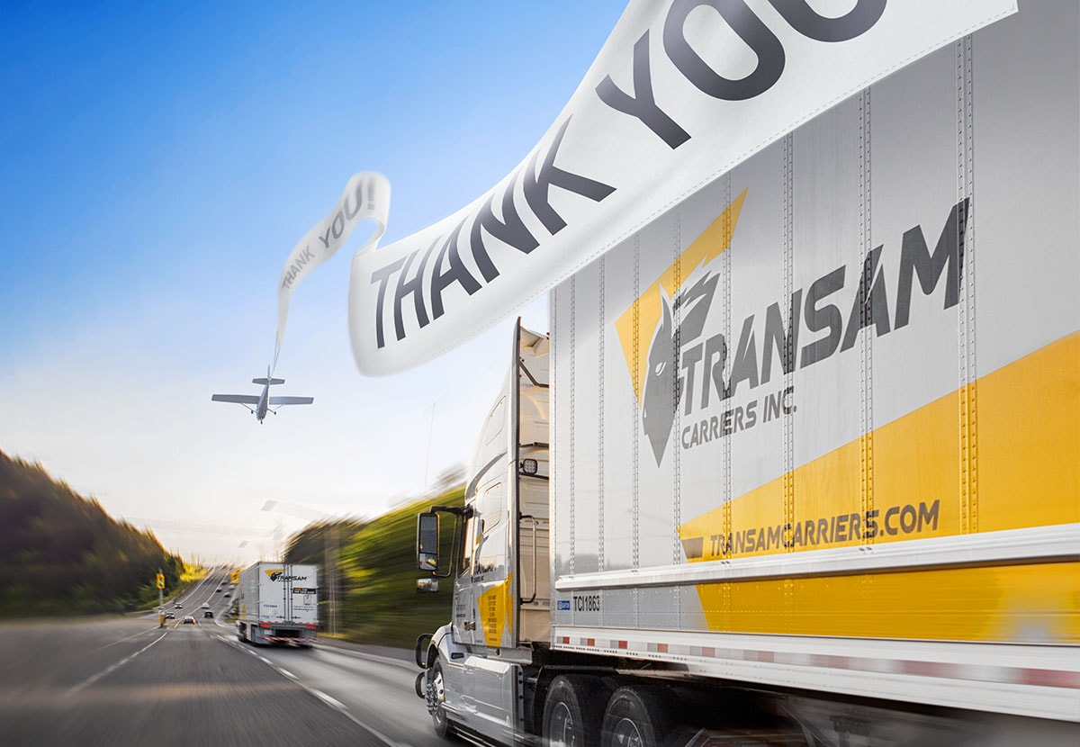 Transam Carriers: THANK YOU