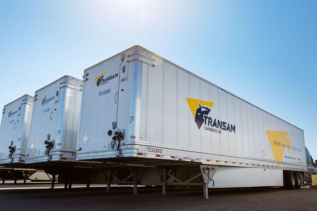 Transam Carriers' new equipment, 2021