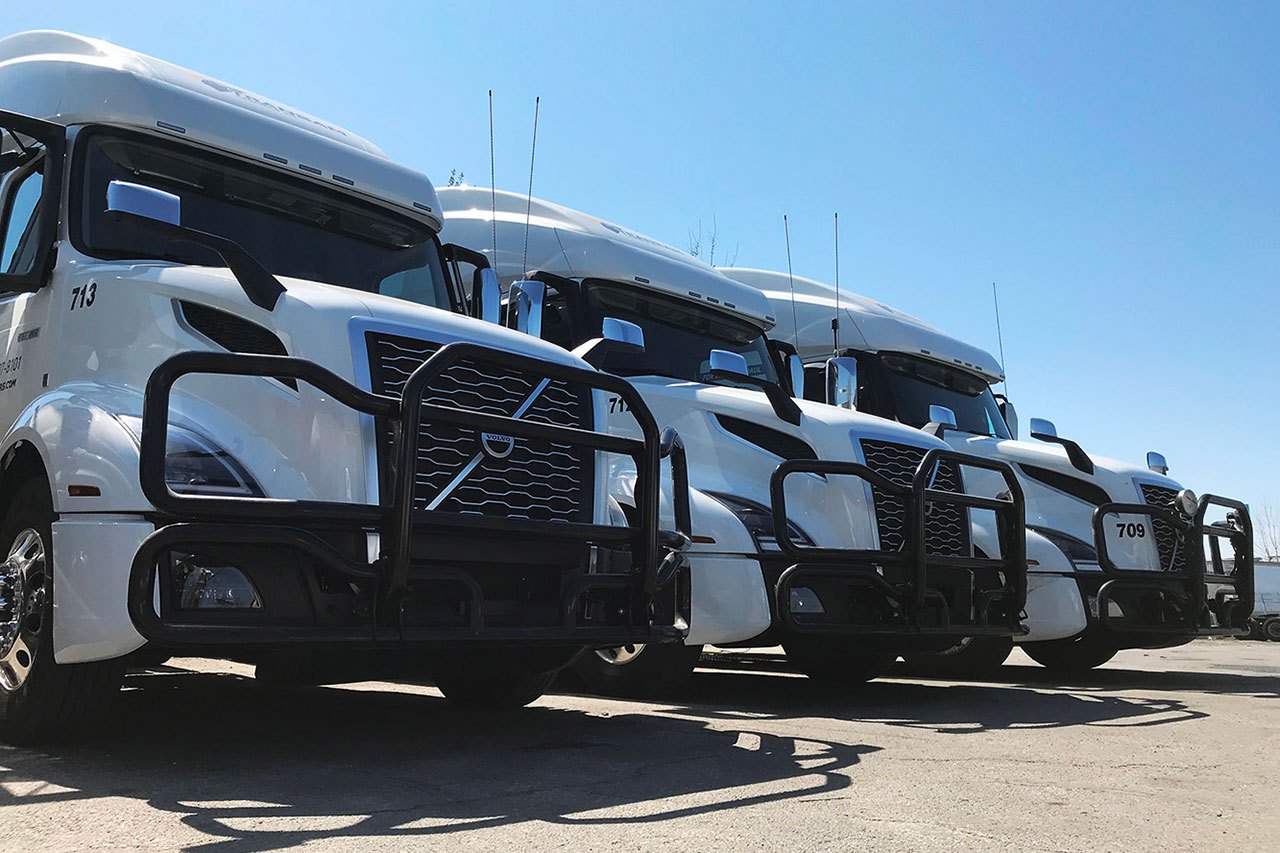 The fleet upgrade