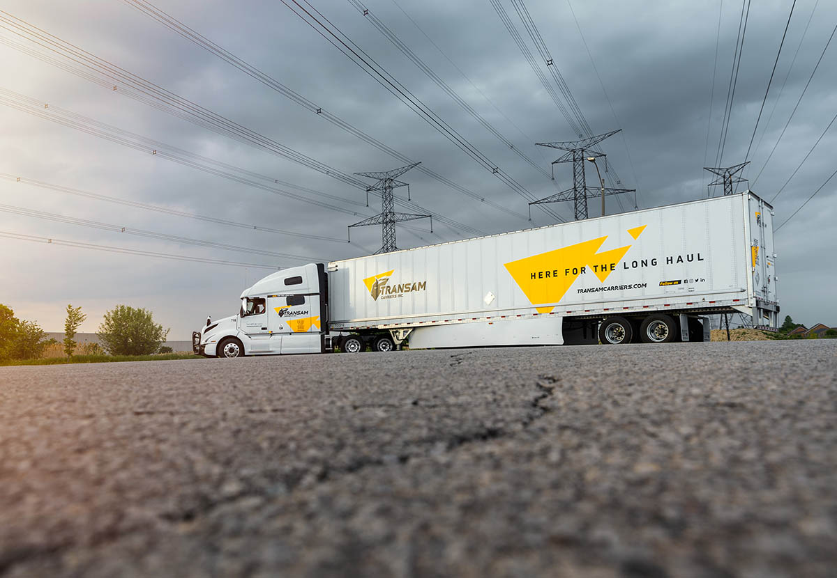 The importance of the trucking industry